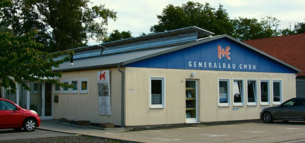 Baden Württemberg, Firmengebäude, Generalbau IE